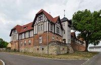 Gutshof in der Halleschen Straße in Naumburg