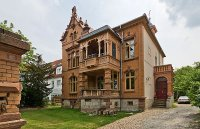 Villa in der Kösener Straße in Naumburg