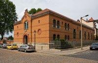 Turnhalle der Georgenschule in Naumburg